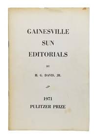 Gainesville Sun Editorials