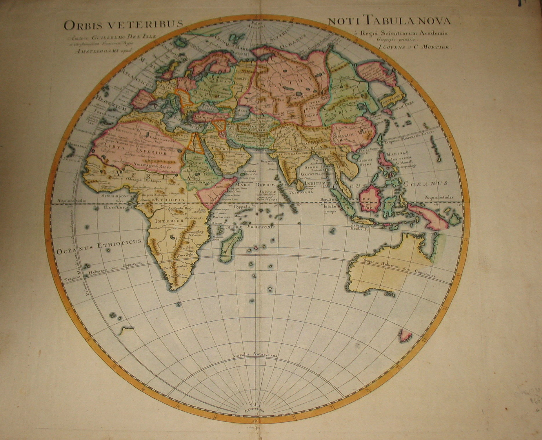 Eastern Hemisphere Map With Names (World Map- Eas...