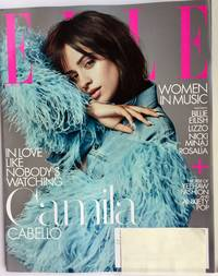 ELLE MAGAZINE -OCTOBER 2019 - WOMEN IN MUSIC ISSUE - CAMILA CABELLO