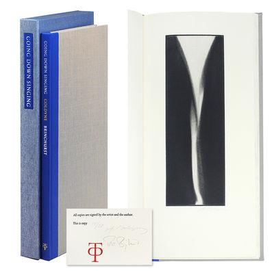 Slim folio. Camden ME: Two Ponds Press, 2017. Slim folio, ff. including ten full-page prints. Printe...