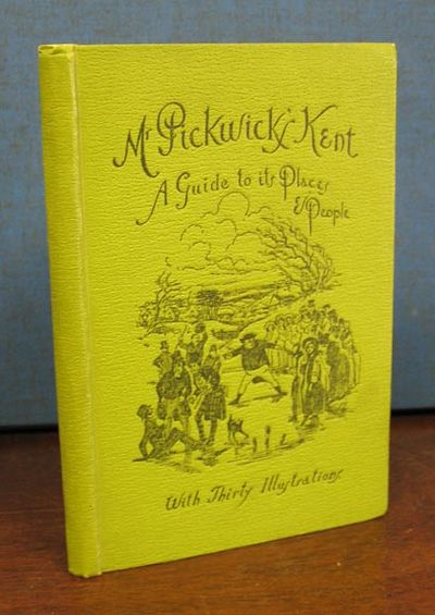 Rochester & Chatham: W. & J. Mackay & Co, 1899. 1st edition (NCBEL III, 790). Lime green cloth bindi...