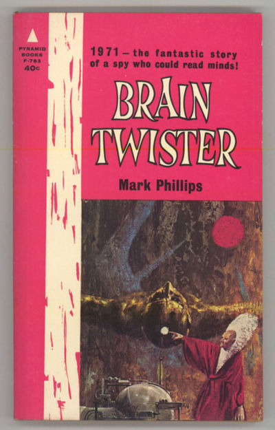 New York: Pyramid Books, 1962. Small octavo, pictorial wrappers. First edition. Pyramid Books F-783....