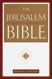 image of The Jerusalem Bible: Reader's Edition