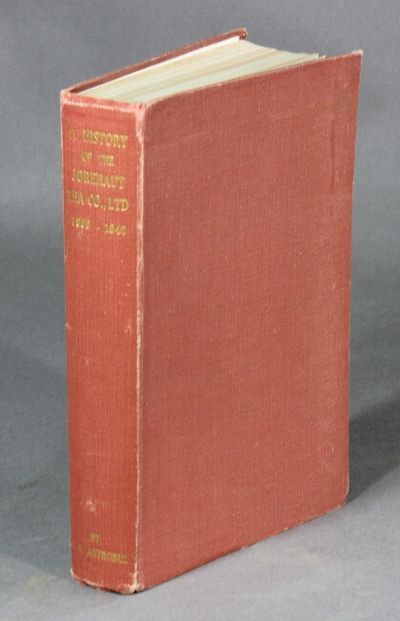 [London: Tea and Rubber Mail, n.d., 1948. First edition, 8vo, pp. 368; numerous photographic illustr...
