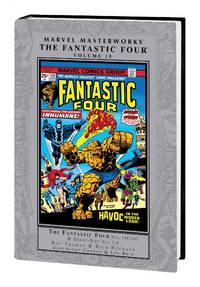 image of Fantastic Four: Marvel Masterworks, Volume 15 (First Edition)