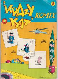 Krazy Kat Komix No 1 1974