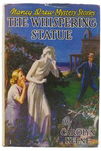 The WHISPERING STATUE.  Nancy Drew Mystery Stories #14