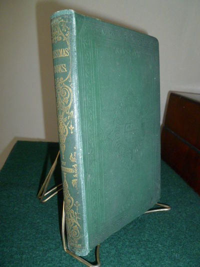 London: Chapman and Hall, 1863. Rebacked with original spine. New endpapers. Title-page and Preface ...