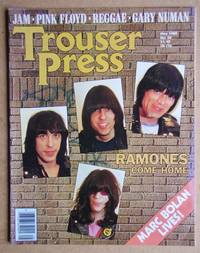 Trouser Press. May 1980. No. 50.