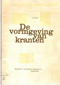 De Vormgeving Van Kraften; Richtlijnen Voor De Typographie Speciaal Bij De  Overgang Fotografisch zetten.