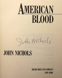 image of American Blood (Signed)
