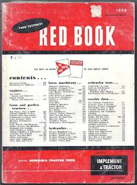 1959 Farm Equipment Red Book.  43rd Annual Edition