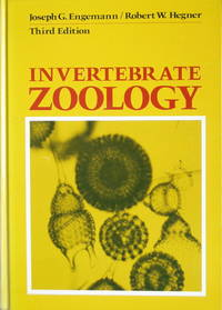 Invertebrate zoology by  R.W  J.G. & Hegner - Hardcover - 3rd edition - 1981 - from Acanthophyllum Books (SKU: 8554)