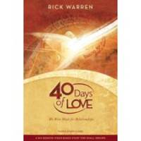 40 Days of Love Video Study Guide: We Were Made for Relationships