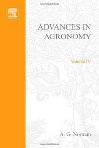 Advances in Agronomy: Volume IV