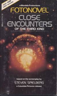 image of Fotonovel: CLOSE ENCOUNTERS OF THE THIRD KIND