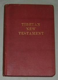 TIBETAN NEW TESTAMENT