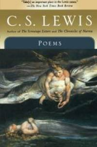 Poems by C. S. Lewis - Paperback - 2002-05-05 - from Books Express (SKU: 0156027690)