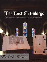 LOST GUTENBERGS.|THE by Yancey, W. Timothy and Michael L. Chrisman - 2009