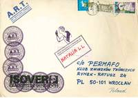 image of Group of various pieces of mail art sent to Natalia LL