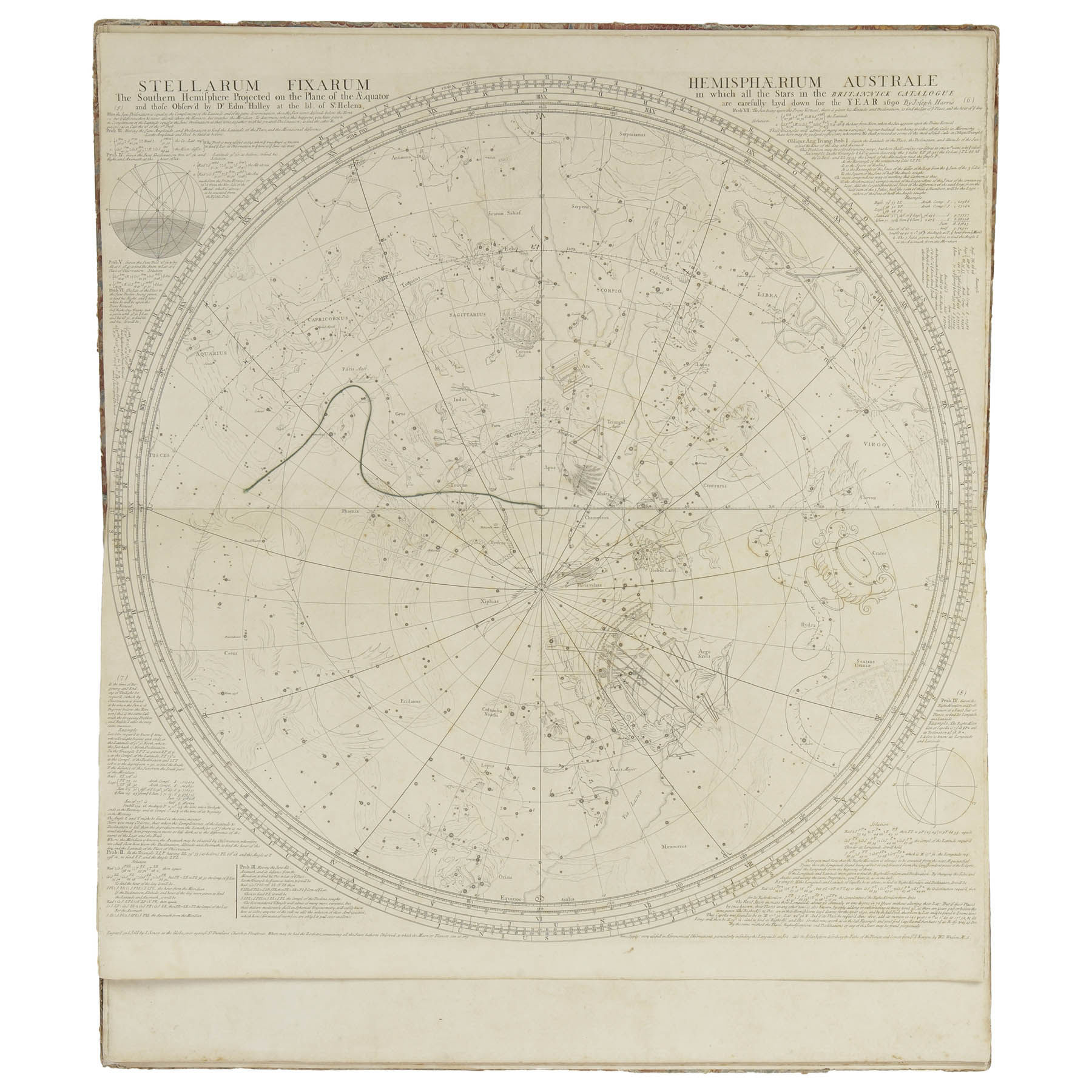 The English Pilot for the Southern Navigation: Describing the Sea-Coasts, Capes, Headlands, Bays, Roads, Harbours, Rivers and Ports: together with the Soundings, Sands, Rocks and Dangers on the Coast of England, Scotland, Ireland, Holland, Flanders, Spain, Portugal, to the Streight's- Mouth; with the Coasts of Barbary, and off to the Canary, Madeira, Cape de Verde and Western Islands Shewing the Courses and Distances from one place to another; The Setting of the Tides and Currents; the Ebbing and Flowing of the Sea, &c. (photo 2)