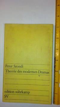 Theorie des modernen Dramas