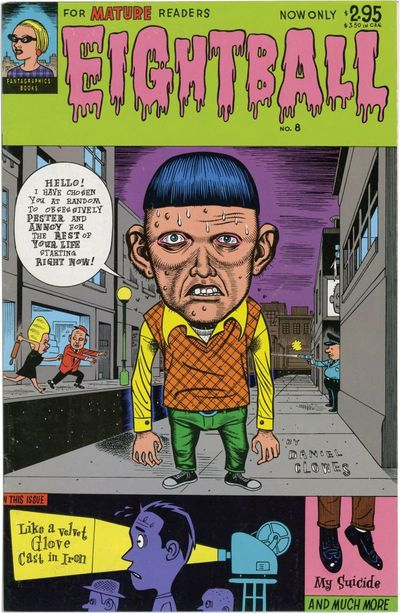 Seattle: Fantagraphics, 1994. Second Printing, first published in 1992. Fine in pamphlet-bound illus...