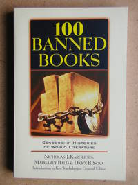 image of 100 Banned Books: Censorship Histories of World Literature.