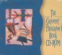 The 38th Annual Grammy Program Book CD (CD-ROM)