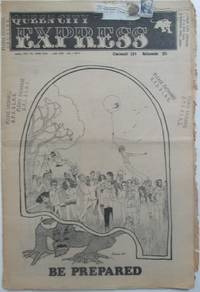 The Queen City Express. April 9th to 23rd 1970. Vol. 1 No. 7