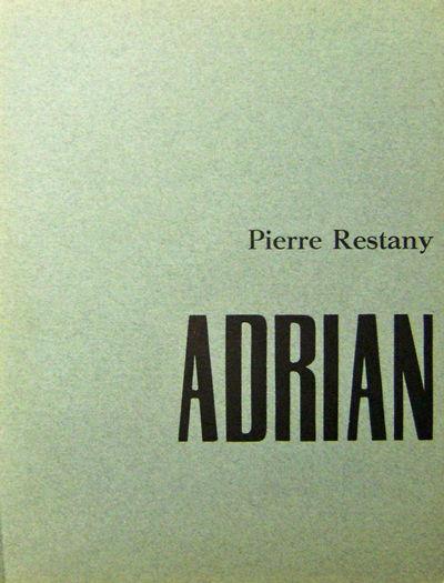 Paris: Galerie Raymonde Cazenave, 1969. First Edition. Paperback. Near Fine/No. First edition. Uncom...