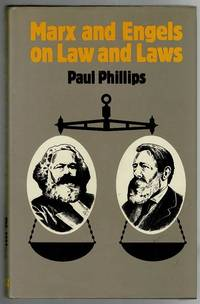 image of Marx and Engels on Law and Laws (Law in society series)