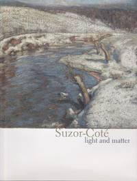 Suzor-Côté.   Light and Matter
