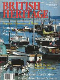 image of BRITISH HERITAGE ~ June / July 1987
