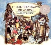 image of It Could Always be Worse: A Yiddish Folk Tale (Michael Di Capua books)