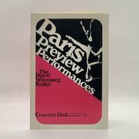 Paris Review Performances; The Royal Winnipeg Ballet [Programme Book]