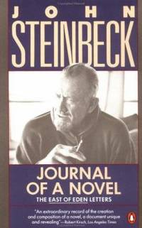 Journal of a Novel : The East of Eden Letters by John Steinbeck - Paperback - 1990 - from ThriftBooks (SKU: G0140144188I3N00)