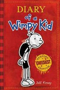 image of Diary of a Wimpy Kid: Special CHEESIEST Edition