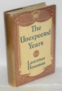 The unexpected years; illustrated