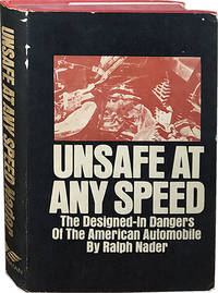 image of Unsafe at Any Speed