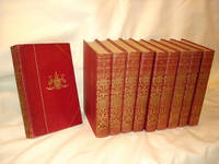 The History of England: From the Accession of James the Second, 10 vol. set [Knickerbocker Edition]