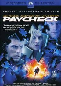 Paycheck (Special Collector's Edition)
