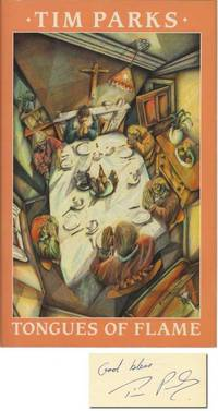 image of Tongues of Flame (First UK Edition, Signed)
