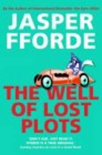 The Well of Lost Plots *SIGNED 1st UK w/card*