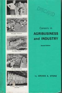 image of Careers In Agribusiness And Industry