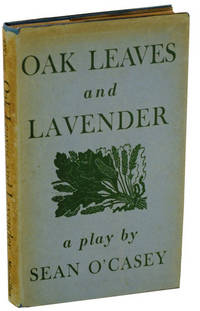 Oak Leaves and Lavender or A World on Wallpaper