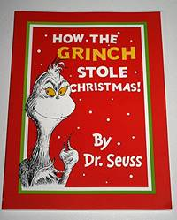 how the grinch stole christmas by dr seuss paperback from world of books ltd and bibliocom - How The Grinch Stole Christmas Book