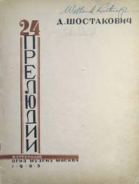 24 Preludes [Op. 34]