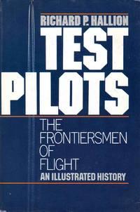 image of Test Pilots The Frontiersmen Of Flight