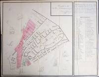 This Plan of the City of New York... made for the purpose of shewing the progress and extent of the Great Fire... [of] 1776 and 1778